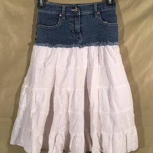 Candie's Denim Skirt